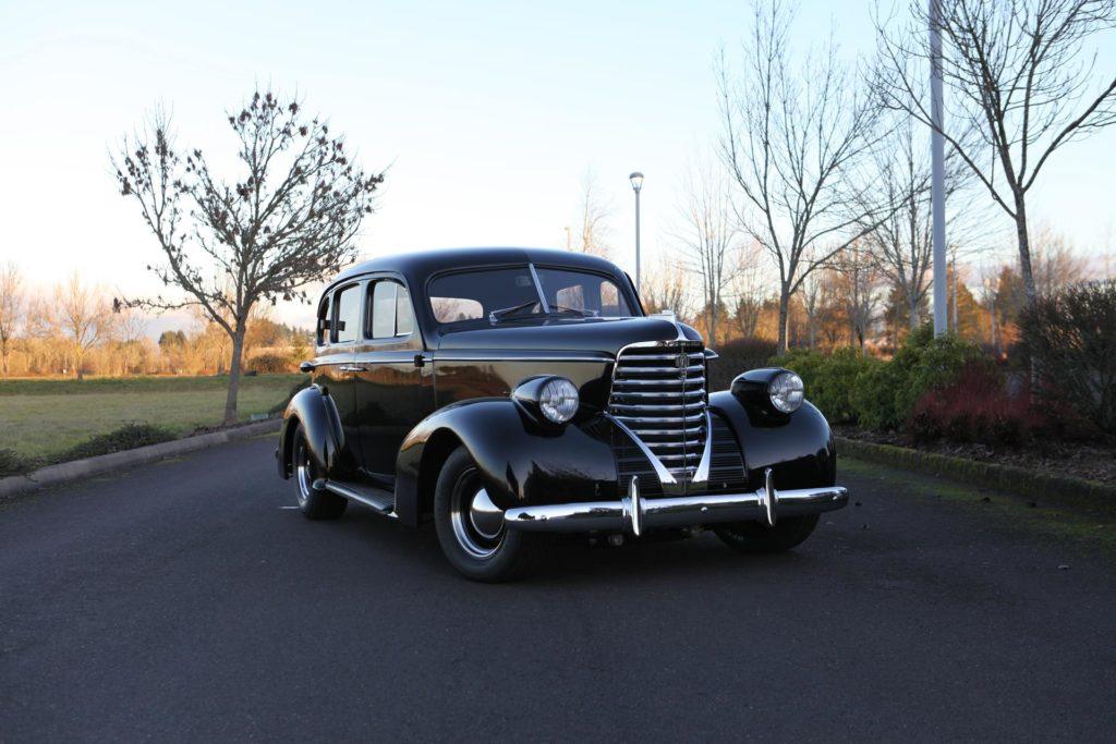 1938 oldsmobile restoration metalworks oregon