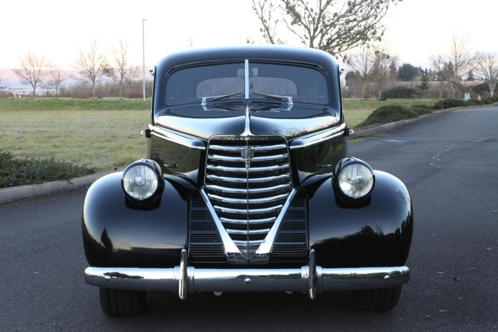 1938 oldsmobile restoration metalworks oregon