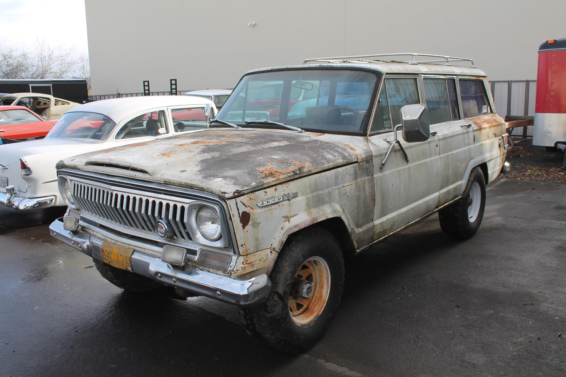 Jeep Performance Parts >> 1969 Wagoneer - MetalWorks Classics Auto Restoration ...