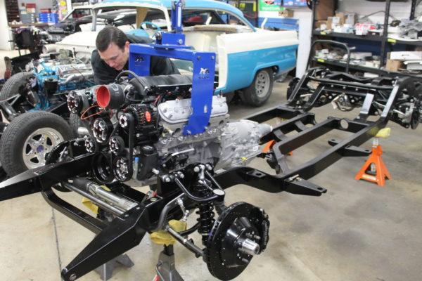 Art Morrison Chassis | Metalworks Classics Auto Restoration & Speed Shop