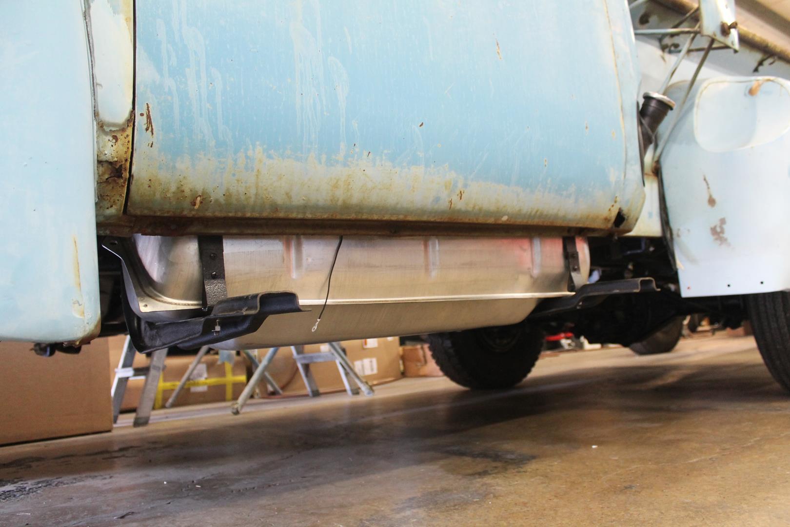 1955 Ford F100 Metalworks Classics Auto Restoration Speed Shop Wheels Engine Accessories