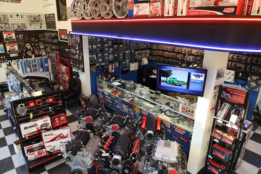 MetalWorks Speed Shop