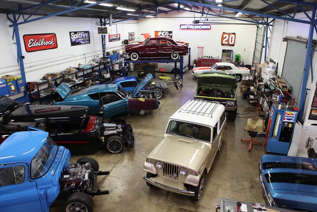 metalworks classics speed shop eugene oregon