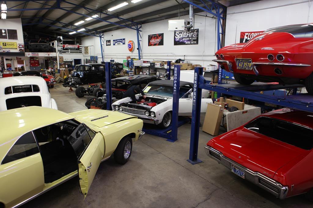 metalworks speed shop assembly bay eugene oregon