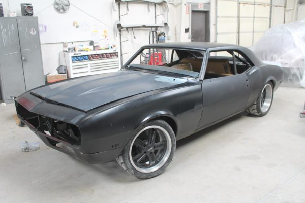 1968 Chevy Camaro Detroit Speed