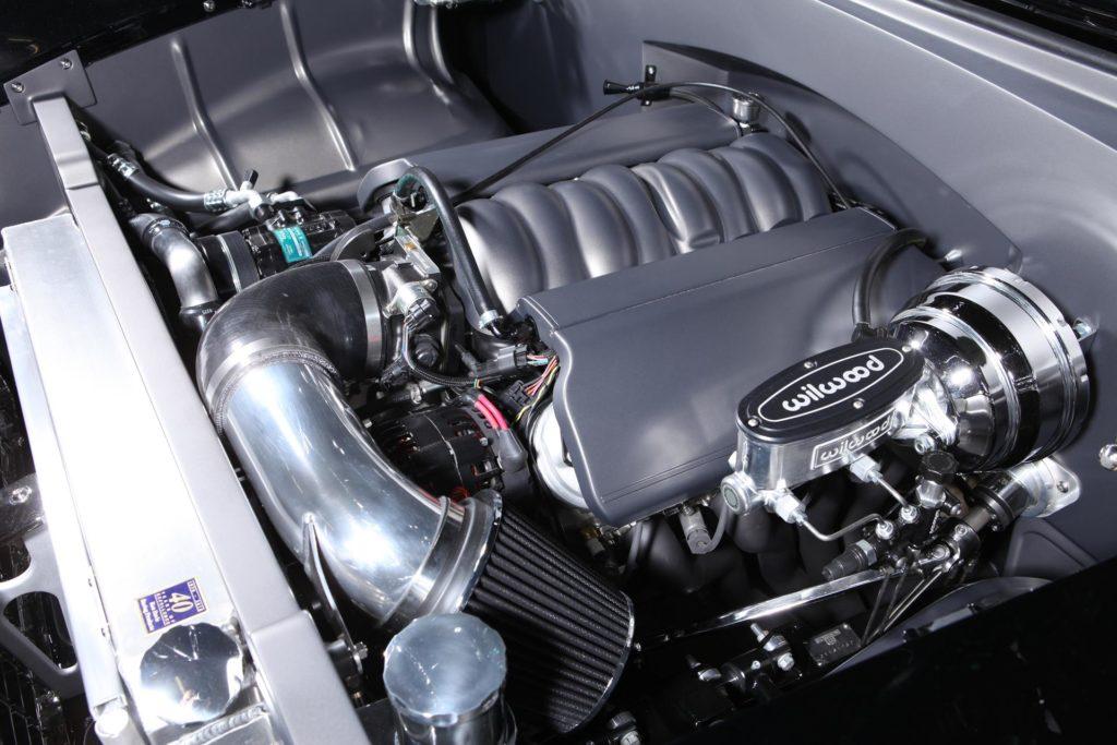 1955 chevy wegner motorsports drive kit metalworks speedshop oregon