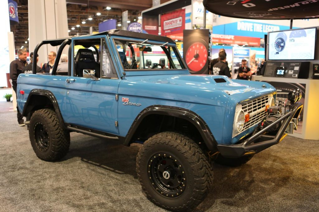 trucks of sema 2018 metalworks speedshop