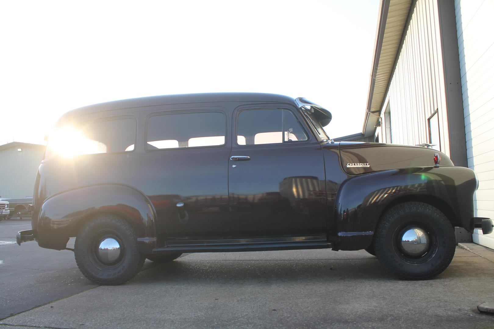 1951 Chevy Truck Bagged