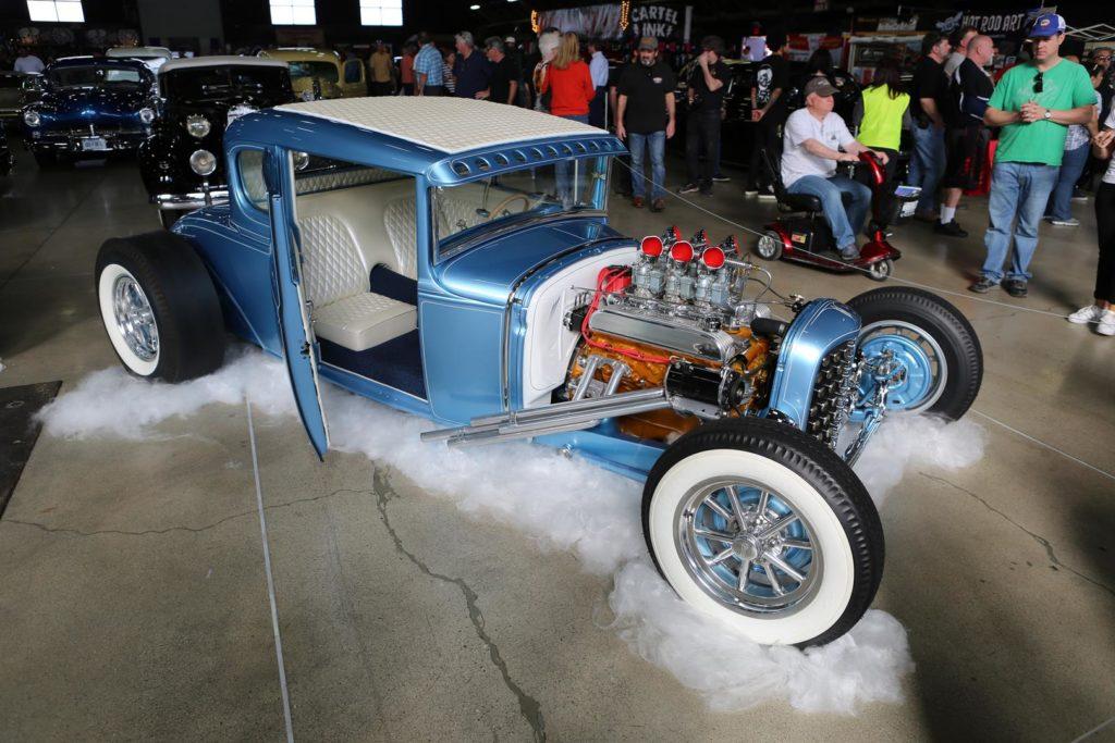 gnrs car show metalworks speed shop eugene oregon