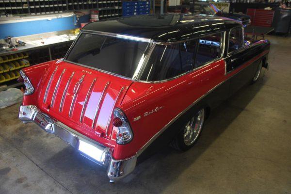 1956 RestoMod Chevy Nomad