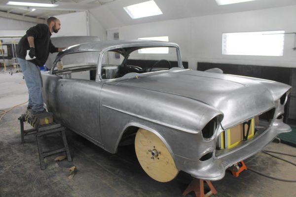 1955 Chevrolet Hardtop