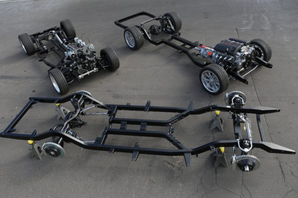 Chassis Sales & Packages