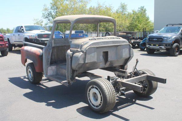 1957 Chevy Truck Resto-Mod