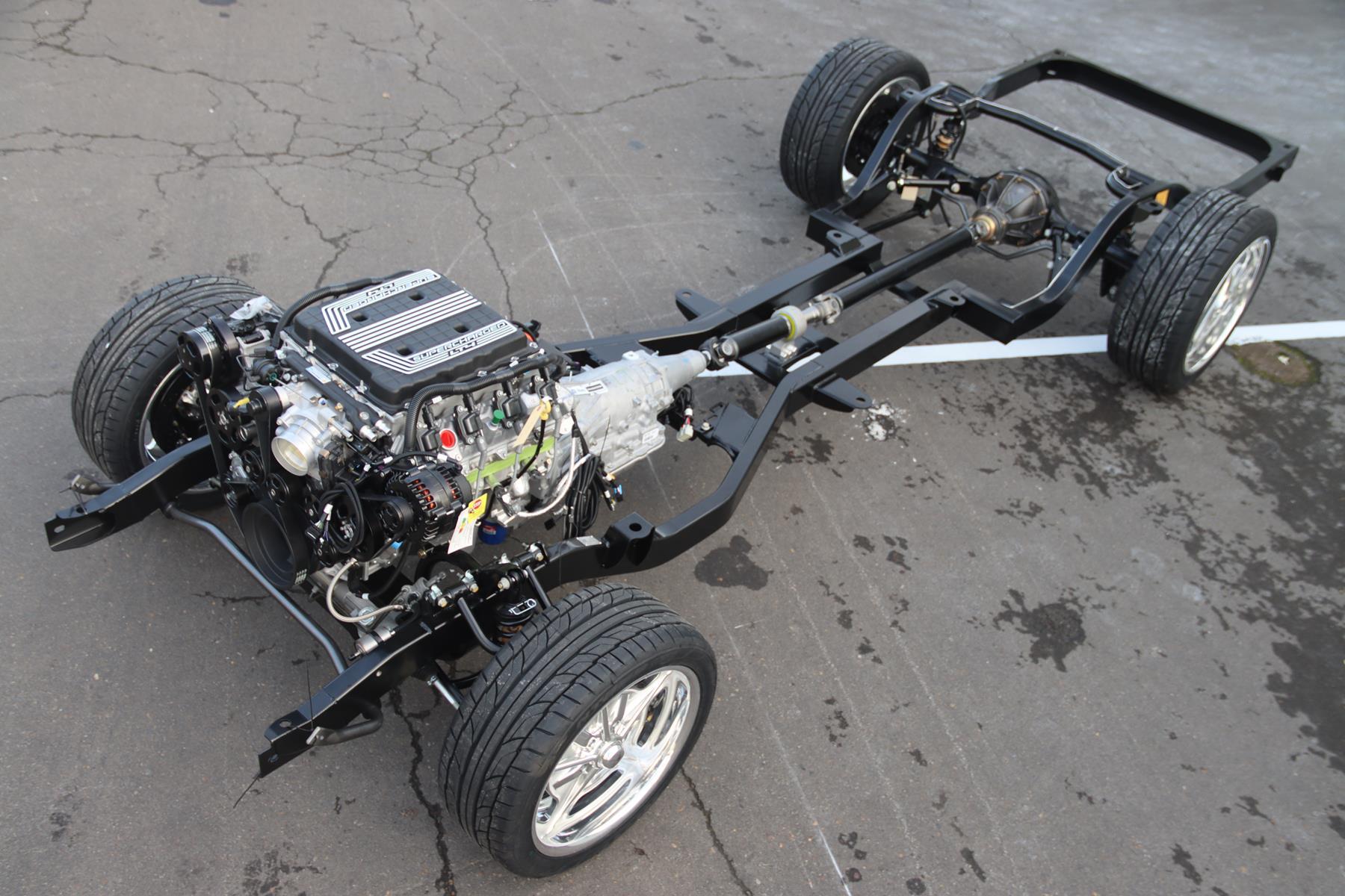 1960 impala lt4 art morrison chassis metalworks speedshop oregon