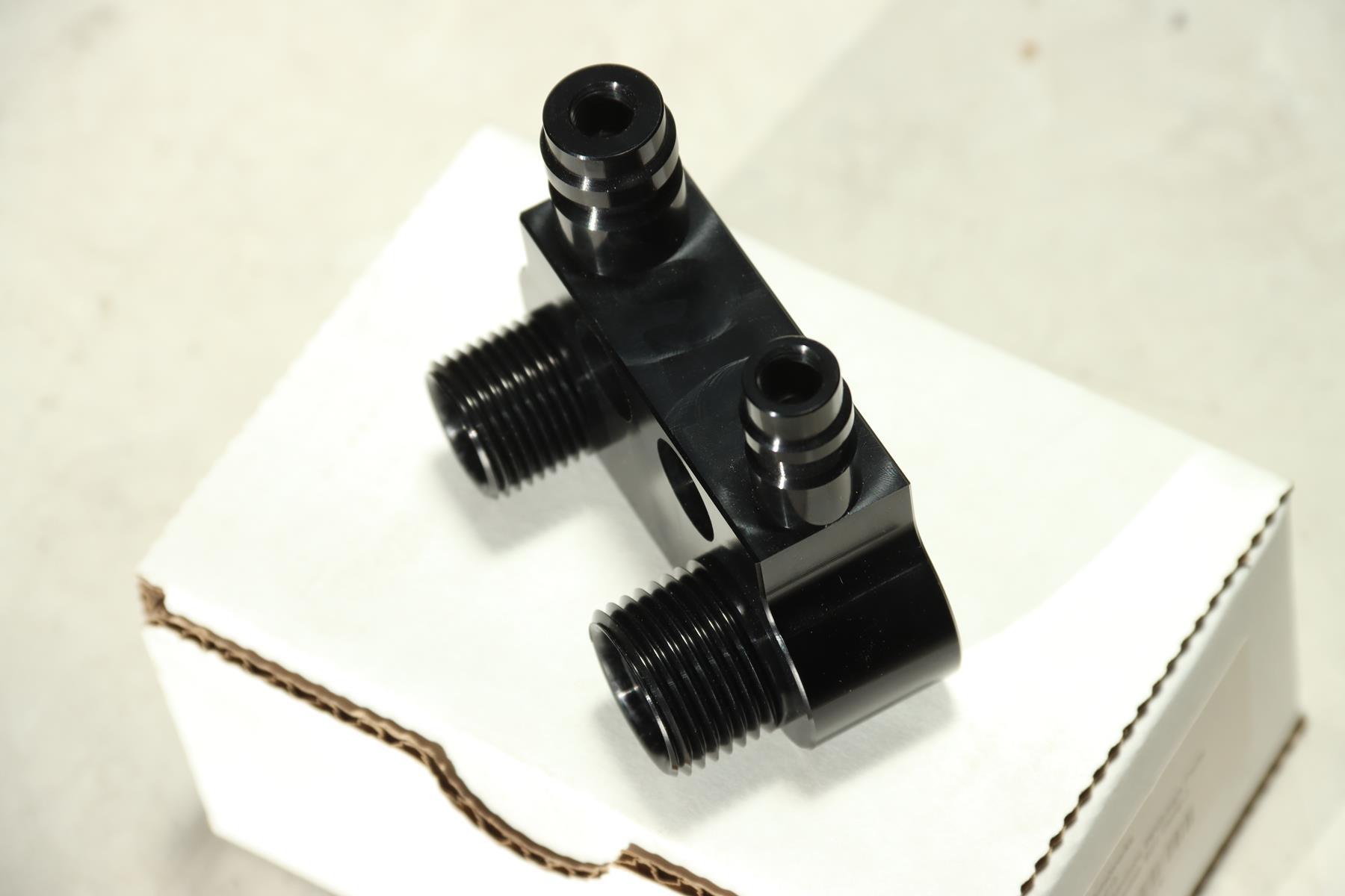 metalworks ac manifold