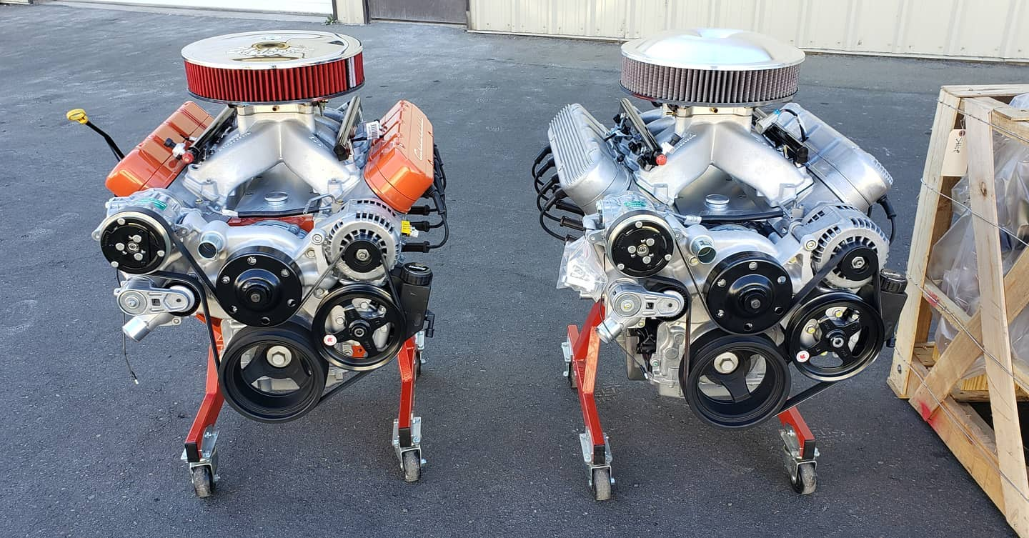 metalworks 6L iron block custom LS engines for sale speedshop eugene oregon