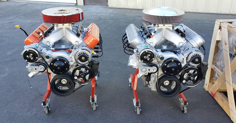 metalworks 6L iron block custom LS engines for sale speedshop eugene oregon