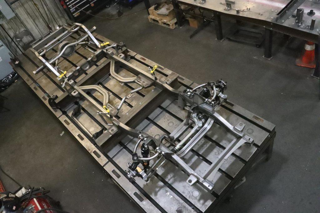 C10 truck art morrison chassis metalworks classic auto restoration