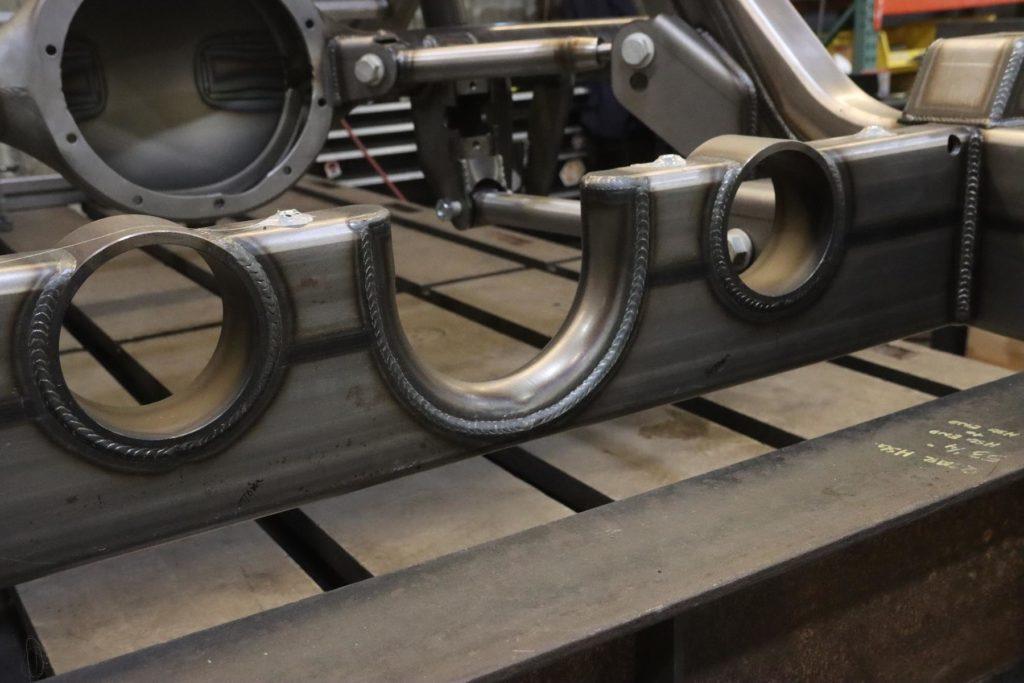 art morrison c10 chassis metalworks speedshop oregon